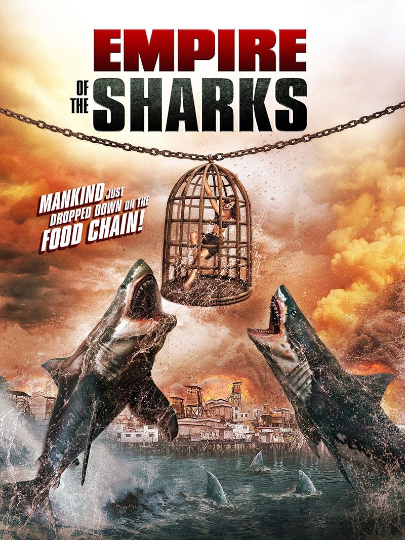 Empire of the Sharks Poster